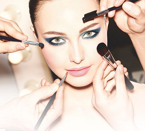 Урок макияжа с личной диаграммой